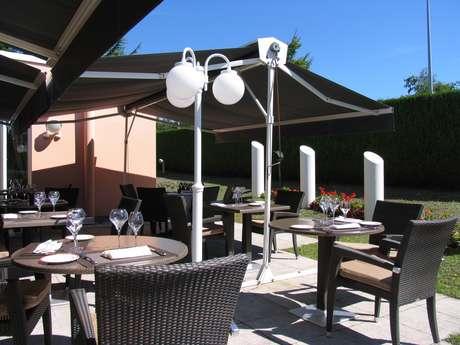 RESTAURANT DE L'HOTEL BEST WESTERN LA FAYETTE