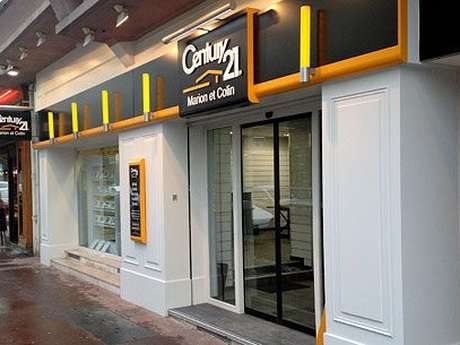 CENTURY 21 - AGENCE MARION ET COLIN