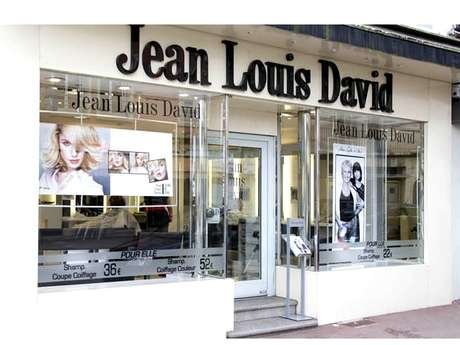 SALON JEAN LOUIS DAVID COIFFURE