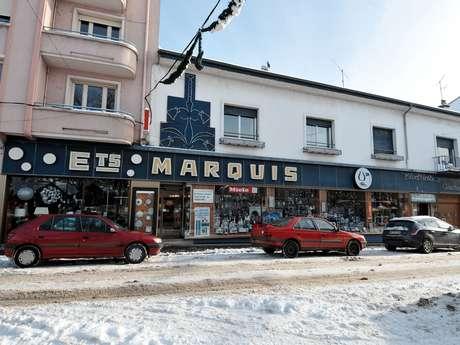 ETS MARQUIS ELECTRICITE GENERALE