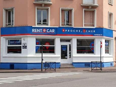 RENT@CAR EPINAL GARE