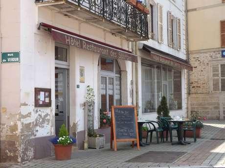 RESTAURANT DE L' HOTEL DES SOURCES