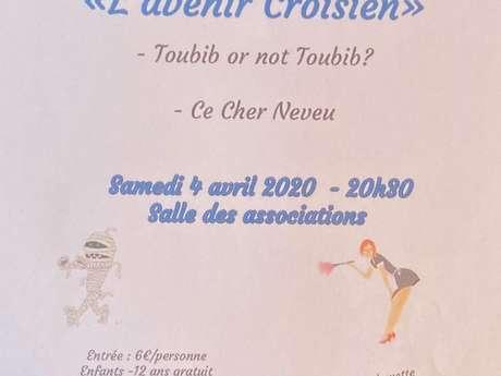 Théâtre - Avenir Croisien