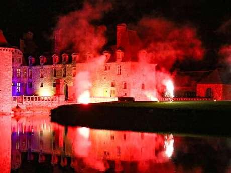 Soirée Nocturne au Château Le Rocher-Portail