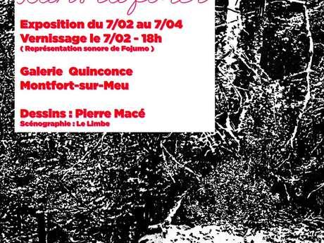 Vernissage Dans la forêt Pierre Macé / Le Limbe / Fojumo