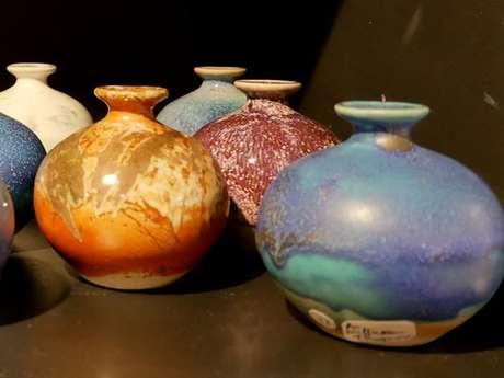 Atelier de poterie et d'arts créatifs : les Terres d'Ao