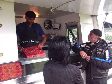 """Camion Pizza """"Allo'Oui Pizza"""""""