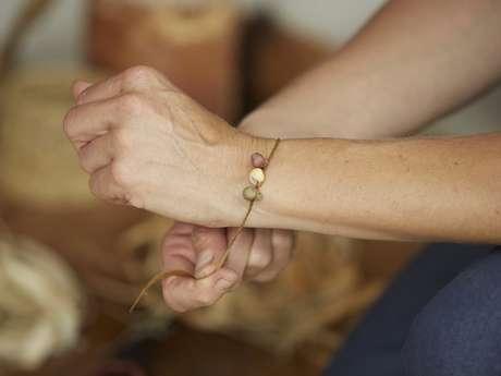 """Atelier Préhisto """"Fabriquez un bijou"""""""