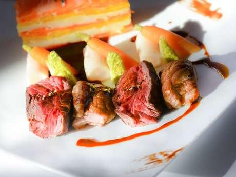 Restaurant gastronomique Maison  Tiegezh