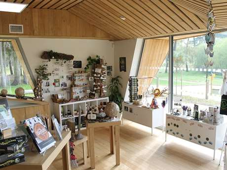 Boutique de l'office de tourisme