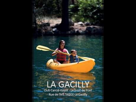 Club de Canoë-Kayak de La Gacilly