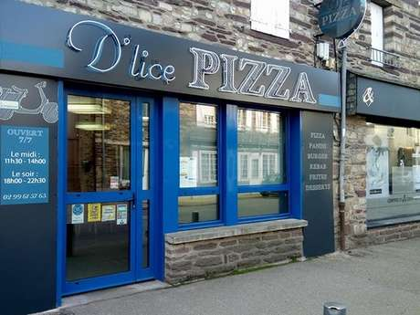 D'Lice Pizza