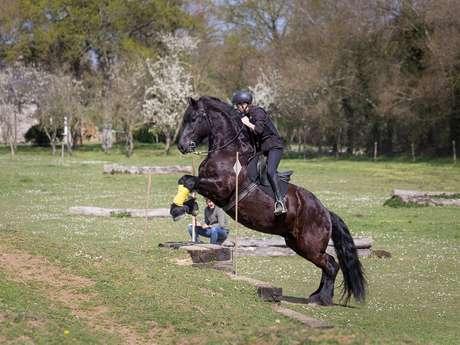 Anniversaire - les 30 ans de la Ferme Equestre des Korrigans et les 20 ans de l'association Les Vieux Randonneurs