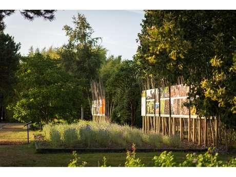 Rencontre des experts  Yves Rocher au Jardin Botanique Yves Rocher