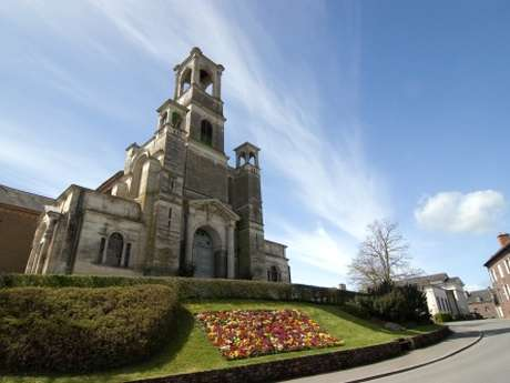 L'église Saint-Louis-Marie-Grignion