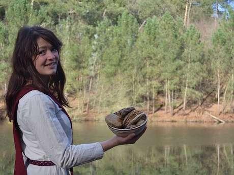 Balade médiévale: contes et goûter