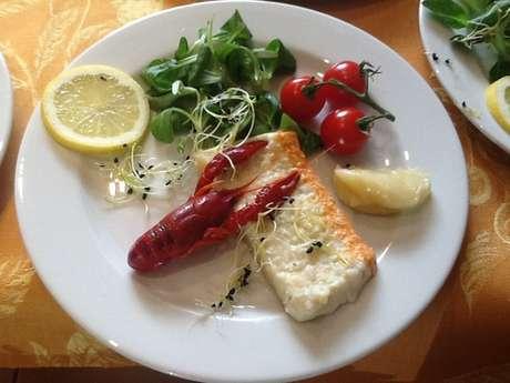 Restaurant le Jardin de Tirpen