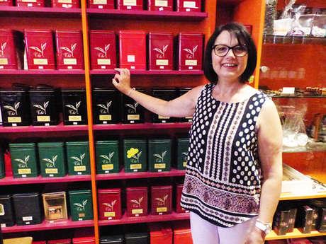 Salon de thé Le Jardin des Thés