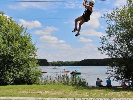 Aventur'O Lac - Loisirs au Lac de Trémelin