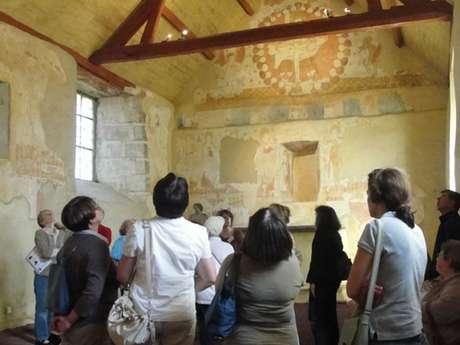 Visite guidée de la Chapelle Saint-Etienne