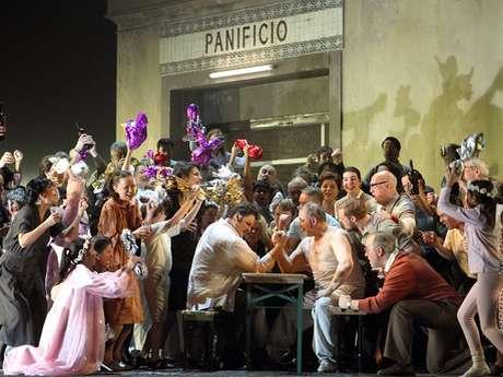 Cinéma - opéra : Cavalleria Rusticana et Pagliacci