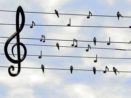 Concert du groupe Adagnan - Musiques oniriques du monde