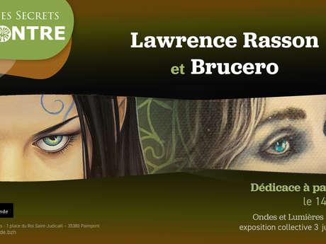 Ondes et Lumières de Brocéliande: Rencontre avec Lawrence Rasson et Brucero