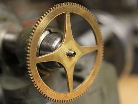 ANNULÉ-Journées Européennes des Mériers d'Art : Atelier d'horlogerie