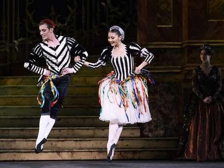 ANNULÉ-Cinéma - ballet : le lac des cygnes