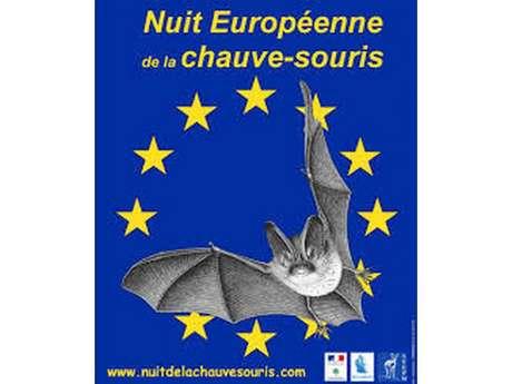 """Nuit européenne de la chauve-souris """"Chauve qui peut...."""""""