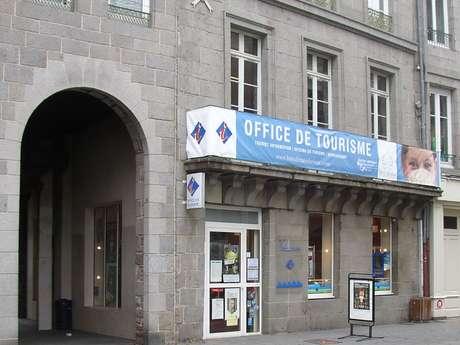 Office de Tourisme et des Congrès Baie de Saint-Brieuc
