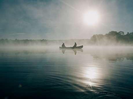 Animation Pêche au bord du Lac au Duc