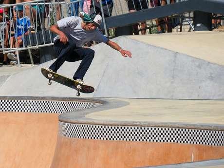Championnat de Bretagne de skateboard et Open skateboard