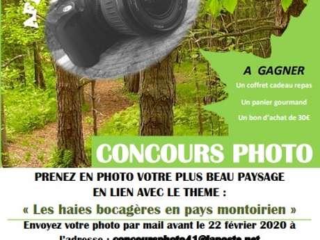 Concours photo : « Les haies bocagères en pays montoirien »
