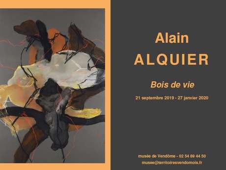 """Exposition """"Bois de Vie"""" d'Alain Alquier au musée de Vendôme"""