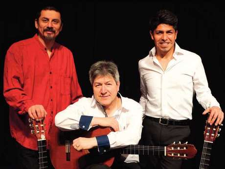 Festillésime41 - Concert : Cristobal Pazmino Trio à Marcilly-en-Beauce
