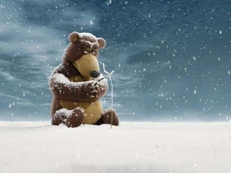 Ciné p'tit déj : L'ours et le magicien