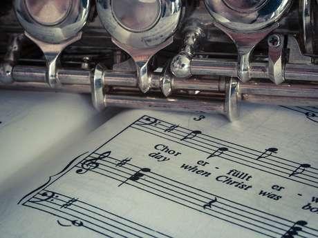 Concert des élèves de flûte traversière et piano
