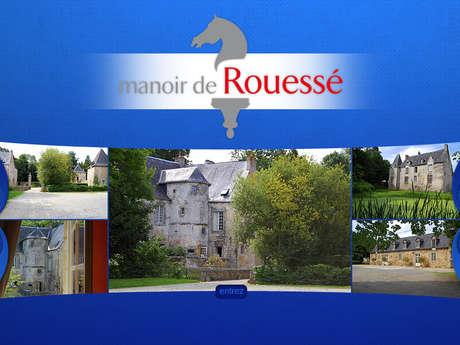 SALLE DU MANOIR DE ROUESSÉ