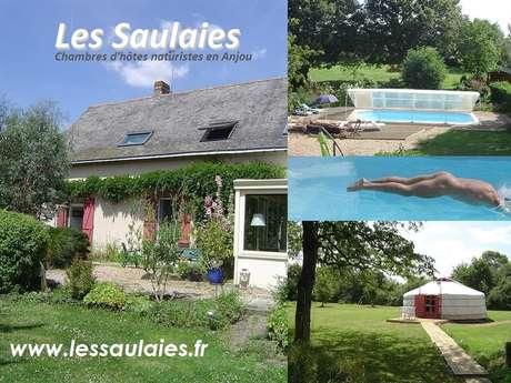 CHAMBRES D'HÔTES NATURISTES LES SAULAIES