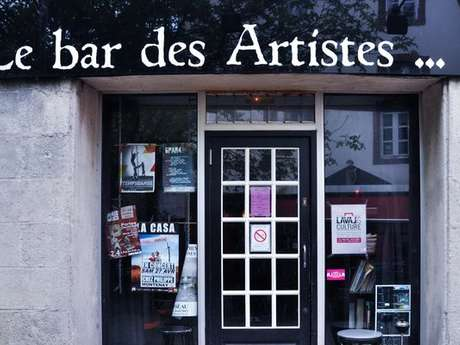 LE BAR DES ARTISTES
