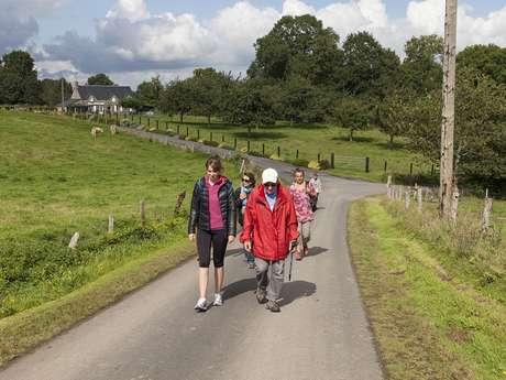 Pique-nique et randonnée dans le cadre de la semaine du Développement Durable