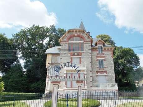 Visite guidée : Quartier Belle Époque