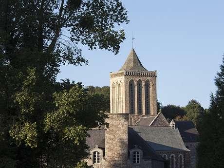 Abbaye de La Lucerne : visites guidées sur le thème de l'Histoire et la sauvegarde de l'Abbaye