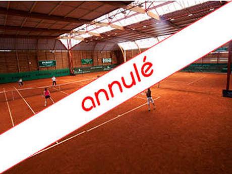 Tennis : 27ème Tournoi International seniors plus (ITF).