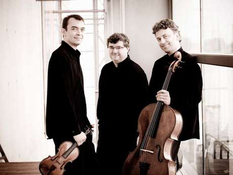 Septembre Musical de l'Orne - Trio Wanderer