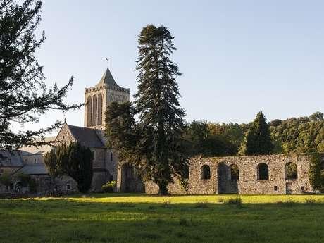 Abbaye de la Lucerne : Exposition « L'Age d'or des Abbayes Normandes – 1066-1204 »