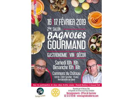 Salon Bagnoles Gourmand