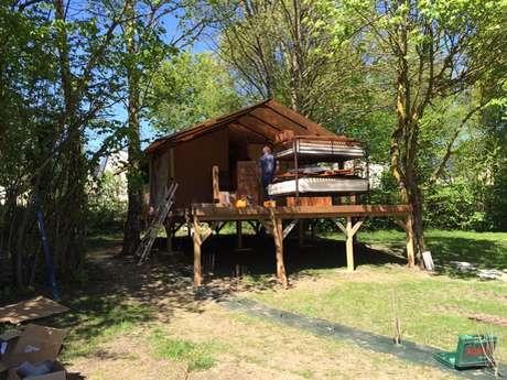 Tente Lodge du Perche Bellemois
