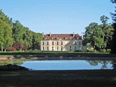 Parc du château de Lorière